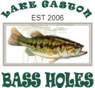 Lake Gaston BassHoles